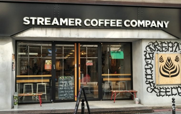 ブログ Streamer Coffee Company Shinsaibashiに魅せられて