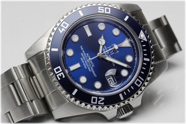 機械式腕時計の魅力