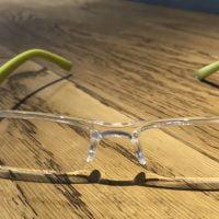 ブログ とうとう老眼鏡のお世話に。。。